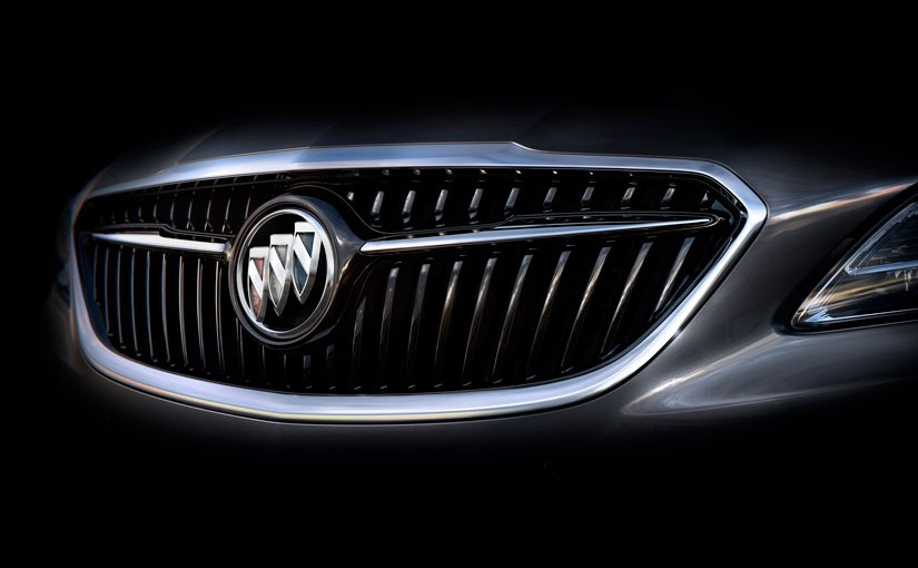 Previewed: The All-New 2017 Buick LaCrosse