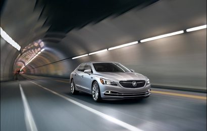 The all-new 2017 LaCrosse arrives this year as Buick's design and technology flagship.