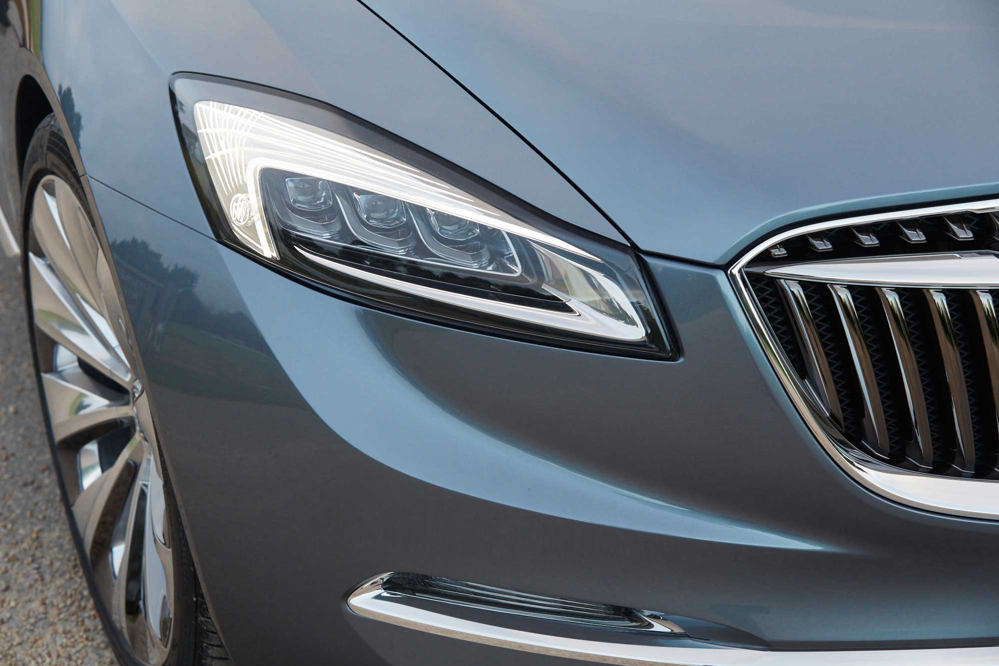 Avenir's Advanced Lighting Illuminates Future Buick Design