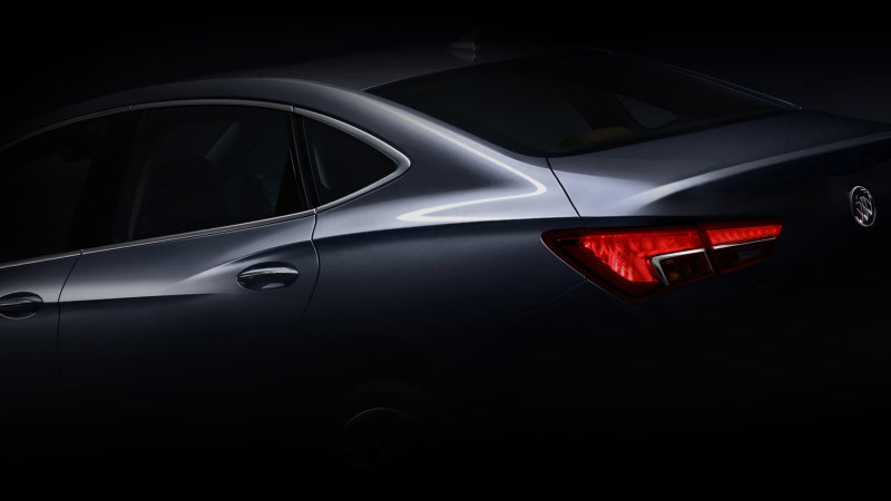 Buick Verano Sports Sedan Will Make Debut in Shanghai on April 19