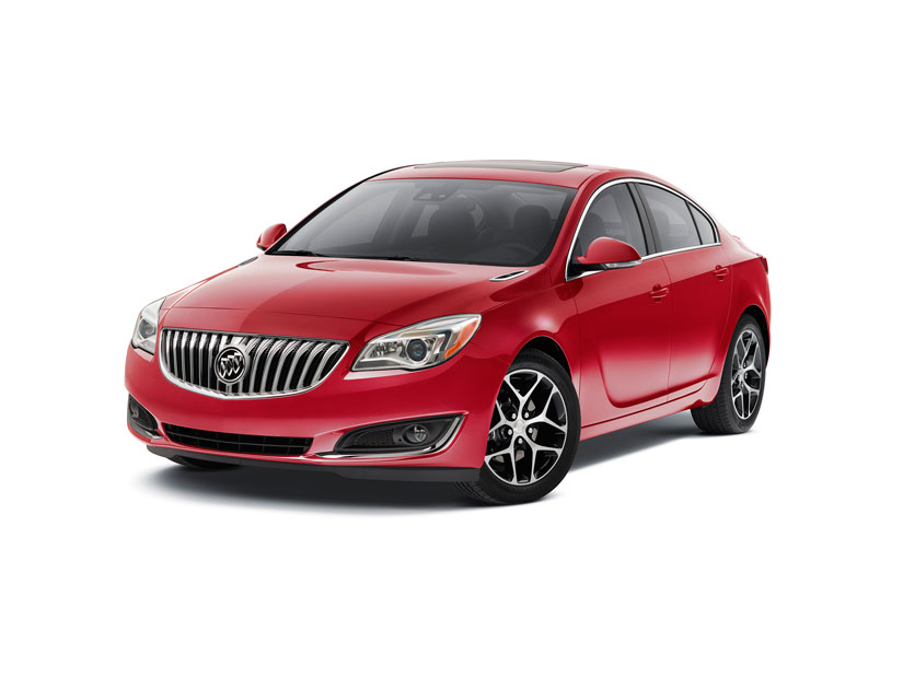 Buick Expands 2016 Sport Touring Lineup