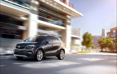 Buick's 2017 Encore To Hit Dealerships This Fall