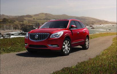Enclave Sport Touring Edition Coming This Summer