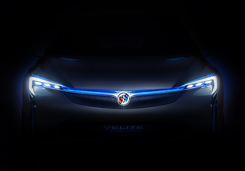 Velite Concept by Buick is Re-Introduced