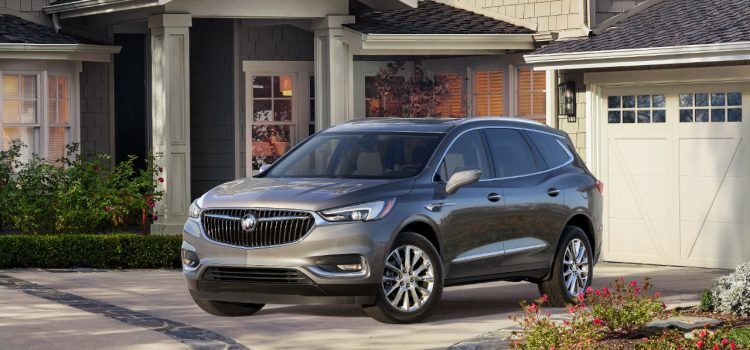 Elegant Design and Functionality Define the All-New Buick Enclave