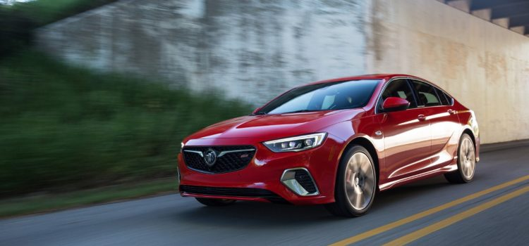 2018 Buick Regal GS Makes World Debut