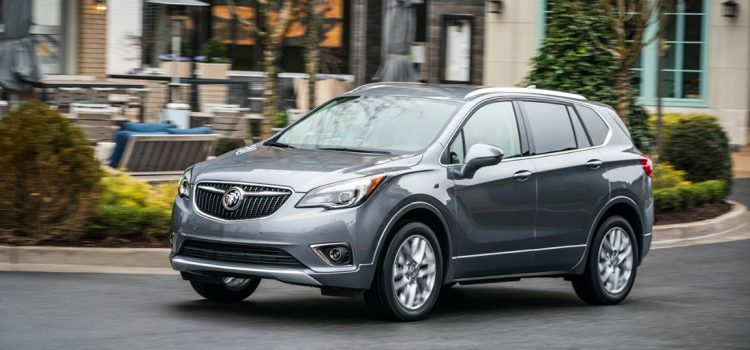 Customer-Driven Updates Define 2019 Buick Envision